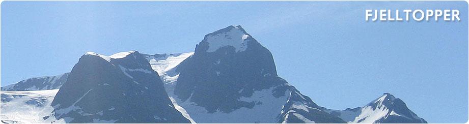 Høyeste fjell i nord norge